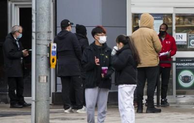 Canada's Covid-19 cases surpass 7,50,000