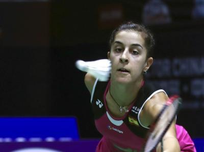 Carolina Marin, Viktor Axelson win singles titles at Thailand Open
