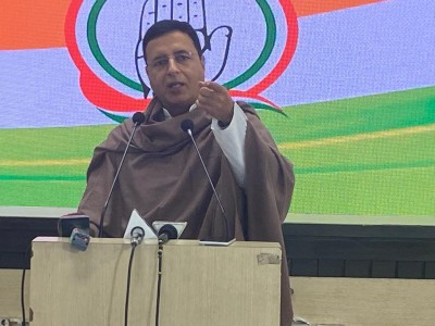 Central Vista project is about misplaced priorities: Cong