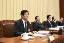 China's top legislator, Pak's National Assembly Speaker hold talks