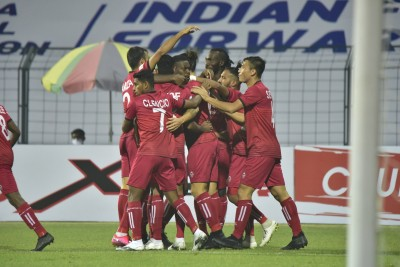 Churchill Brothers beat spirited Indian Arrows 5-2