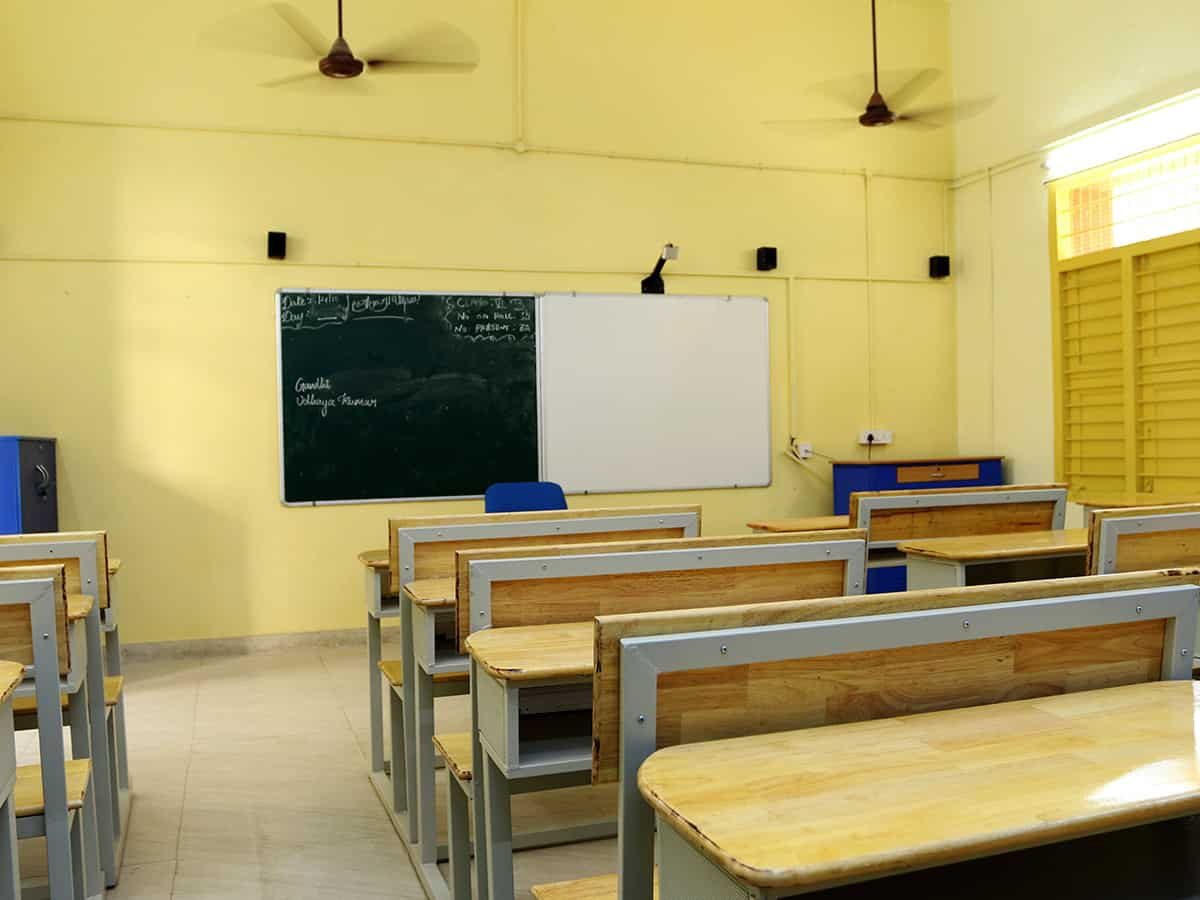 Schools in Tamil Nadu waiting for govt nod to open