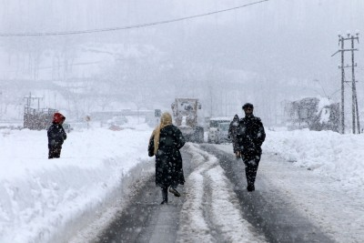 Cold wave to continue in J&K, Ladakh amid dry spell