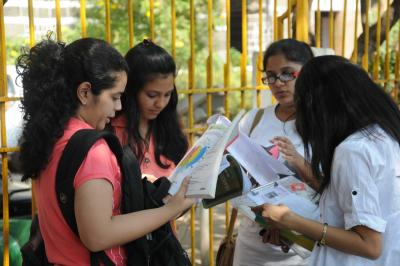 Colleges, varsities reopen for students in Kerala