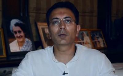 Cong attacks BJP over Sakshi Maharaj's Owaisi remark