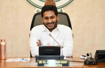 Conspiracy on to brand Andhra govt 'anti-Hindu': Jagan Mohan Reddy