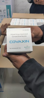 Covaxin efficacy meets WHO standards, safe to use: Joint Drugs Controller