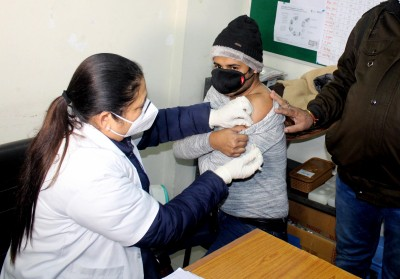 Covid vaccination drive to kick off in India on Jan 16