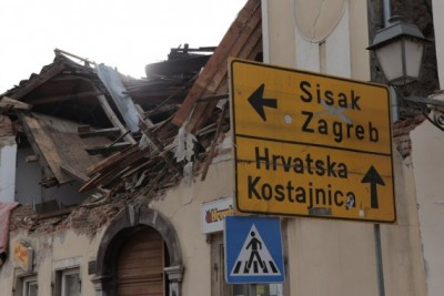 Croatia declares state of disaster over devastating quake
