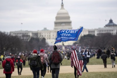 'Crowd storming Capitol to have public health consequences'