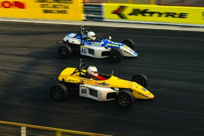 Datta one step closer to sealing national racing title