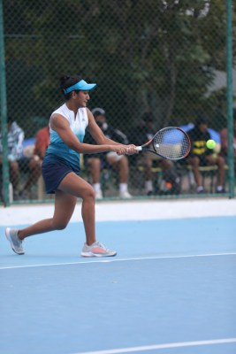 Doubles top seeds crash out of AITA men's and women's championship