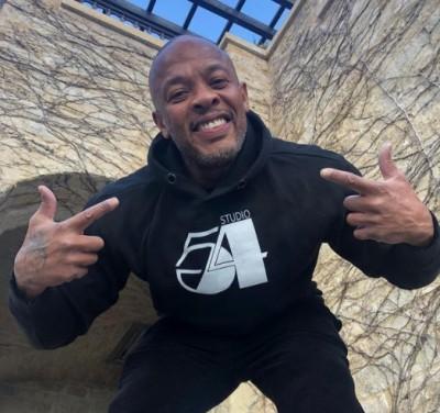 Dr Dre still in ICU a week after sudden brain aneurysm