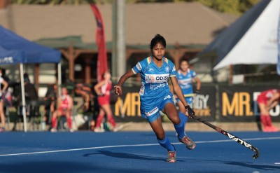Dungdung's hat-trick helps India junior eves beat Chile