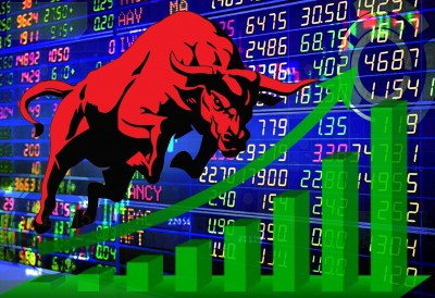 Equity market starts 2021 on positive note, Nifty above 14,000