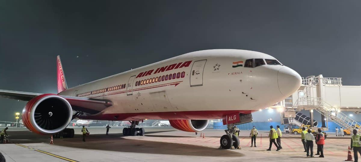 Air India launches non-stop flight from Hyderabad to Chicago today
