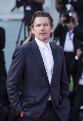 Ethan Hawke: Covered everything in life as an actor