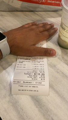 Fan pays Melbourne restaurant bill of Rohit, Pant, Gill, Saini