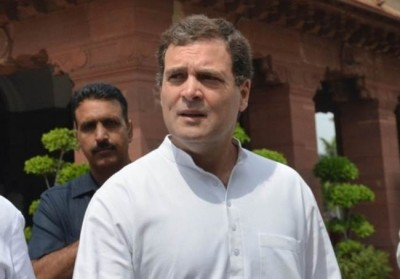 Farmers are 'satyagrahis', will take rights from govt: Rahul