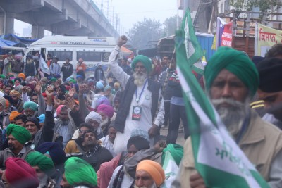 Farmers won't appear in the committee formed by SC, say unions