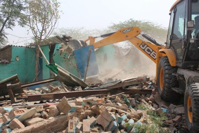 Farmhouses' demolition next week in Gurugram, Duty Magistrate appointed