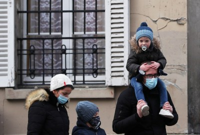 France's Covid-19 death toll tops 65,000