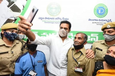 Free diagnostic services to urban poor in Telangana