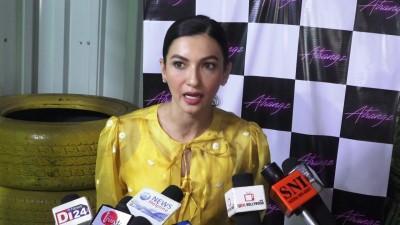 Gauahar Khan 'eagerly waiting' for Tandav, her first release post wedding