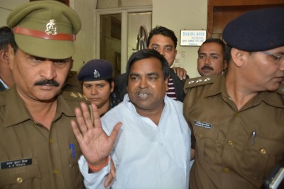 Gayatri Prajapati bought benami properties on name of daily wagers: ED