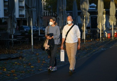 Germany reports record COVID-19 deaths in a day