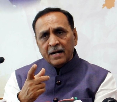 Gujarat CM announces mission to cultivate barren land