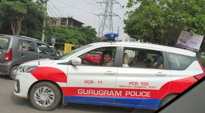 Gurugam police on alert over farmers' proposed tractor rally on KMP