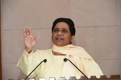 Help poor, keep my birthday's celebrations simple: Mayawati