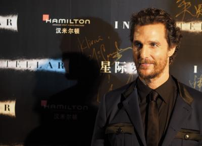 How Matthew McConaughey got over rom-com image trap
