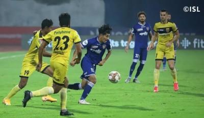 Hyderabad FC thrash Chennaiyin 4-1 in ISL