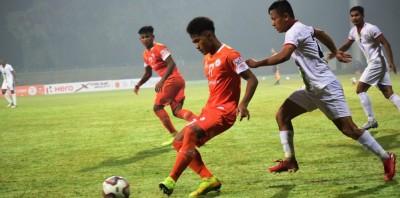 I-League: Imphal's NEROCA, TRAU play out 1-1 draw