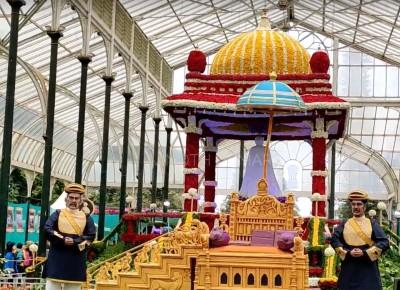 Iconic Bengaluru flower show postponed due to pandemic