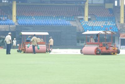 Ind vs Eng: Chennai pitch likely to be slow despite grass
