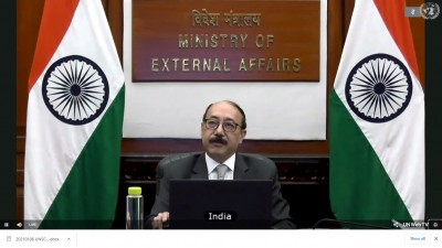 India helping Africa overcome terrorism, poverty behind region's instability: Shringla