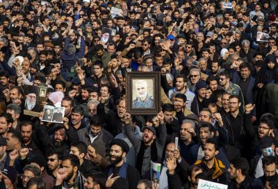 Iran vows punishment against Soleimani's assassins