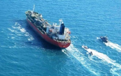 Iran's IRGC seizes S.Korean tanker over environmental breach
