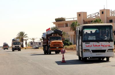 Israel to close land crossings with Egypt, Jordan