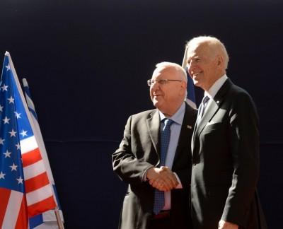 Israeli leaders congratulate Biden