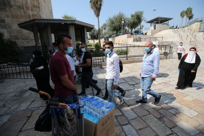 Israel's active Covid-19 cases highest since Oct 2020