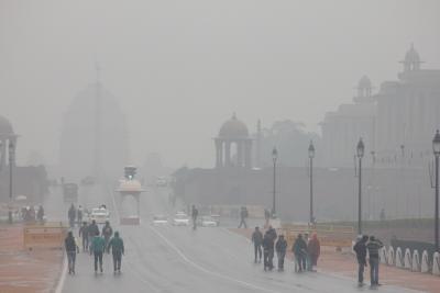It's 1.1 at few Delhi spots, season's lowest so far