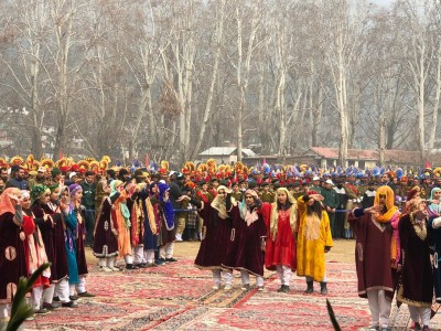 JK Tourism to participate in first-ever Virtual Bharat Parv-2021