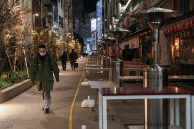 Japan Covid hospitalisations at record high