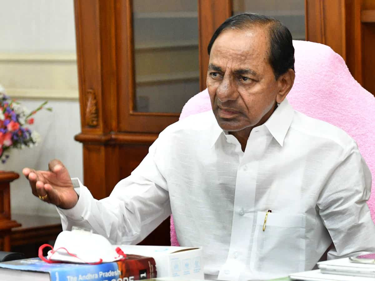 Telangana was formed due to BR Ambedkar's foresight: KCR