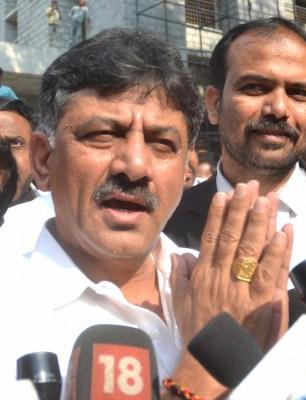 Karnataka Cong terms BJP as 'Blackmailers' Janata Party