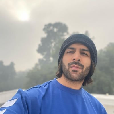 Kartik Aaryan shares his definition of real happiness